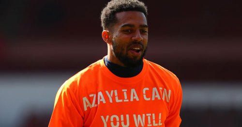 Cyrus Christie shows support for terminally ill daughter of Ashley Cain