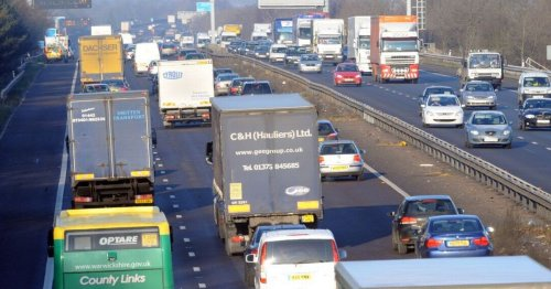 Live M6, M42, M40, A46 traffic updates affecting Coventry motorists