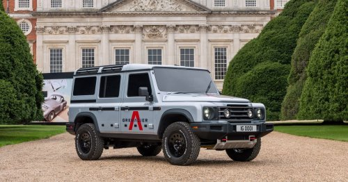 How Land Rover Defender rival the Ineos Grenadier could fare