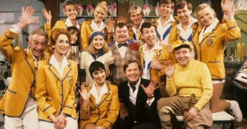 Where the yellow-coated cast of Hi-de-Hi! are now