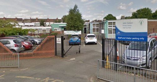 Coventry primary school locks down after suspected intruder enters premises
