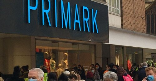 Primark under fire for new maternity range's name