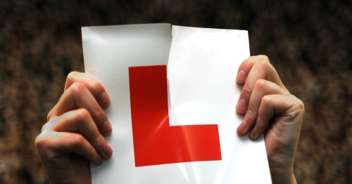 Crashes during a driving test rises massively since new rules introduced