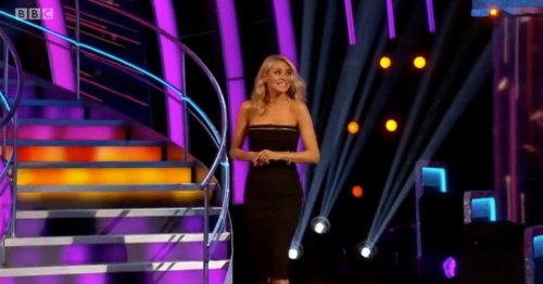 Strictly fans all baffled by puzzling detail in professionals' dance