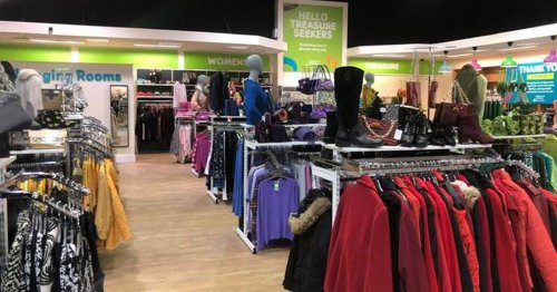 'First of its kind' charity superstore opens in Coventry