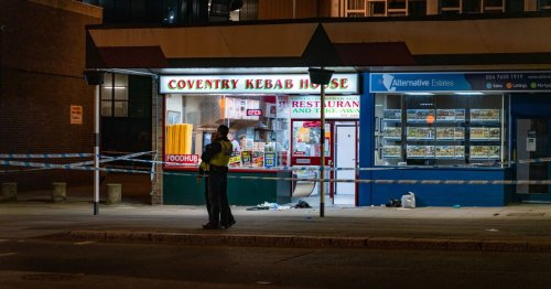 Teen tried to kill stranger in brutal Coventry city centre stabbing