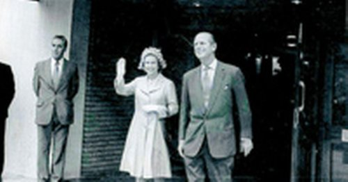 Five times Prince Philip and the Queen wowed Coventry and Warwickshire