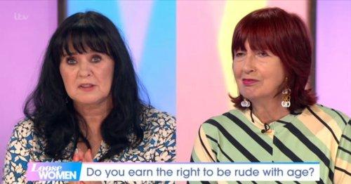 ITV Loose Women viewers in disbelief as panel erupt in fierce argument