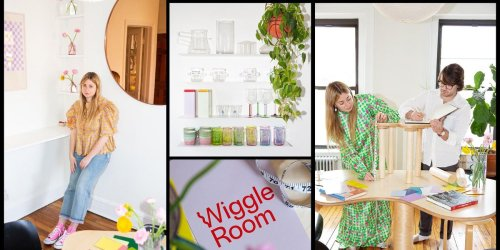 The Founders of Wiggle Room on Launching a Brand & Staying Creative