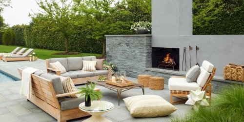 These Outdoor Decor Trends Will Rule This Summer