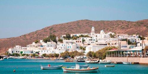 The 7 Best Under-the-Radar Greek Islands to Visit
