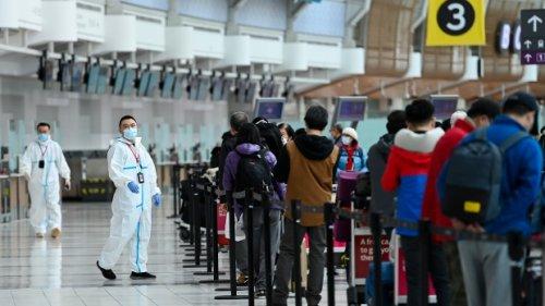 Ontario no longer providing COVID-19 exposure notifications for incoming flights