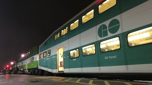 Train service suspended at Barrie GO stations this morning due to police investigation