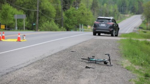 60-year-old cyclist critically injured in collision in Uxbridge