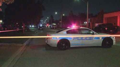 One man dies in hospital after triple shooting in MIssissauga: police