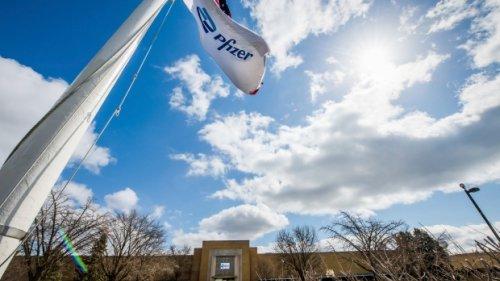 Pfizer to start shipping coronavirus vaccine made in U.S. plant to Canada