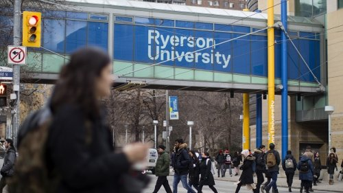 Ryerson University to require students living in residence to get a COVID-19 vaccine