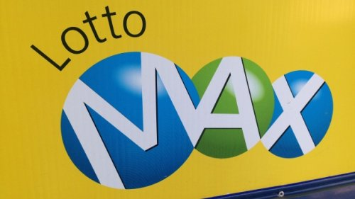 No winning ticket for Friday's $40 million Lotto Max jackpot