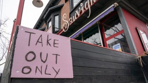 Restaurants seek exemption from reduced wage subsidy as Ontario keeps dining shut