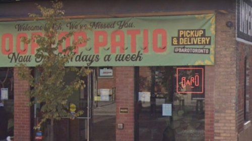 Toronto police issue tickets after 25 people found partying inside restaurant