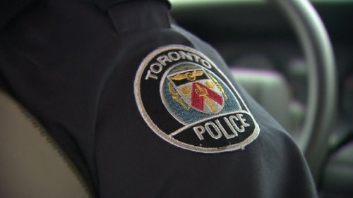Two people taken into custody after shots fired near Coxwell and Gerrard
