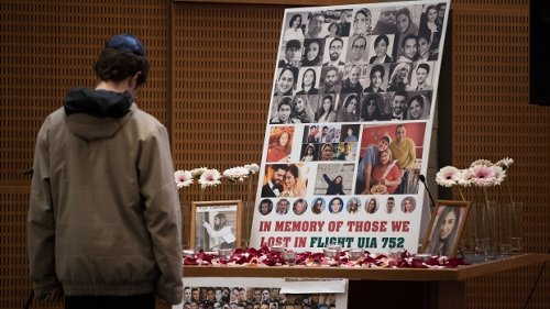 Flight 752 forensic report doesn't answer all questions, victims' families say