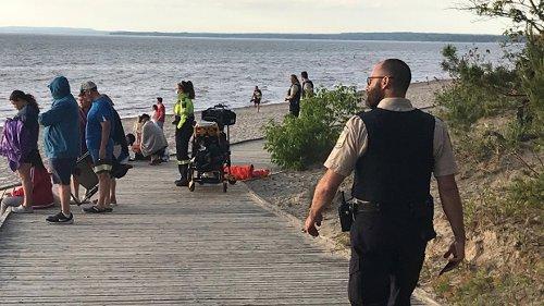 Brampton man, 22, drowns off Wasaga Beach: OPP