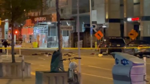 Police detonate suspicious package on Bloor Street; no injuries reported