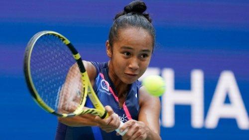 Canada's Leylah Fernandez loses in final at U.S. Open