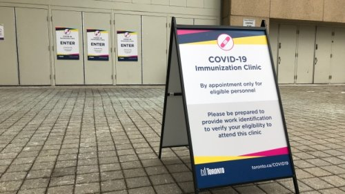 30,000 new appointments for Moderna COVID-19 vaccine being added at city-run clinics