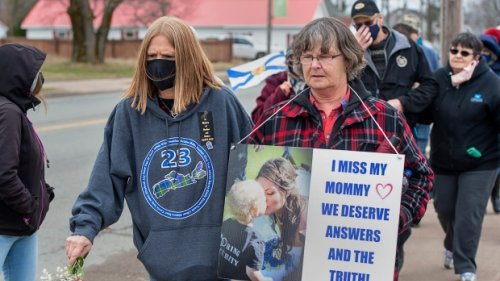 'You are not alone:' Memorial service in Nova Scotia marks one year since shootings