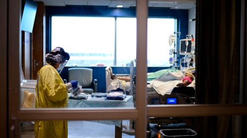 No COVID-19 patients in Brampton ICUs for first time in pandemic: Brown