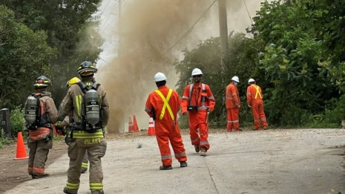 Dozens of Mississauga homes to remain evacuated overnight due to gas leak