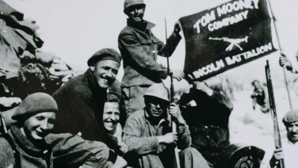 This Machine Killed Fascists: The Story of Delmer Berg