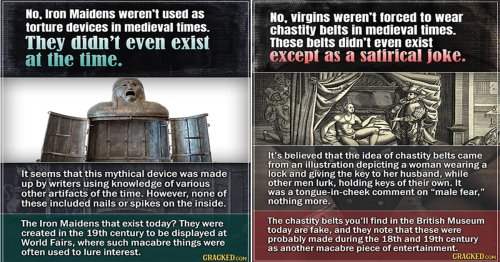 13 Historical Things Accepted As Fact (That Didn't Happen)