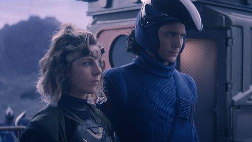 'Loki' Has a Real 'Indiana Jones and the Last Crusade' Vibe