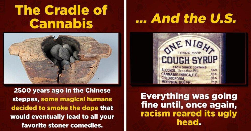 4 Ways Marijuana Took The World By Storm