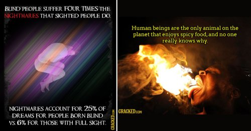 20 Bizarre Stats About Humans (That Science Can't Explain)