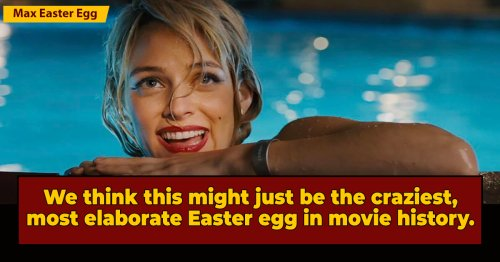 An Easter Egg That's Either Brilliant Or Beyond Stupid