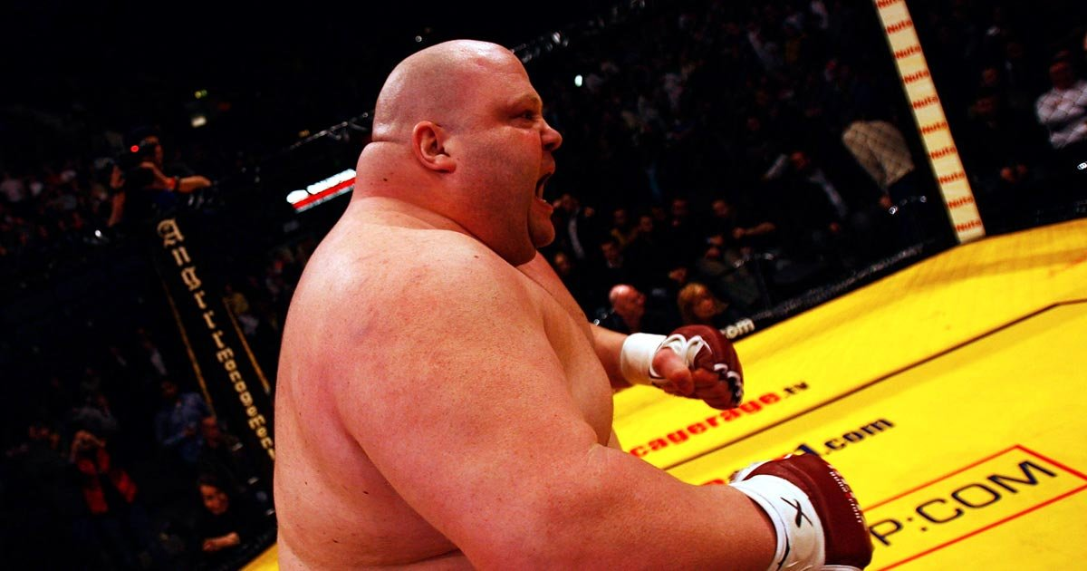Why Bigger Isn't Better In MMA Fighting