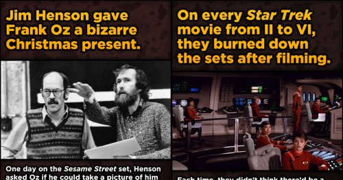 15 Behind-The-Scenes Stories From Major Movie Sets