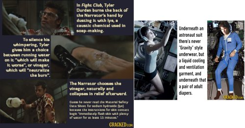 19 Science Facts Everybody Assumed Movies Got Right (They Didn't)