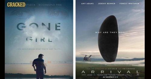 Easter Eggs In Movie Posters Everybody Missed