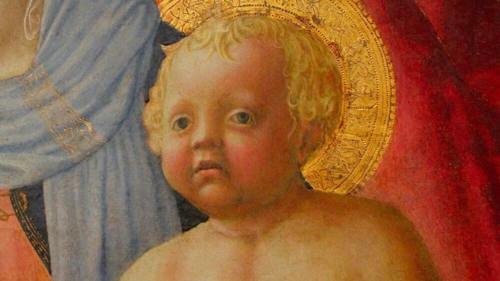 Why Medieval Art Weirdly Depicted Babies With Old Faces & More Weird History