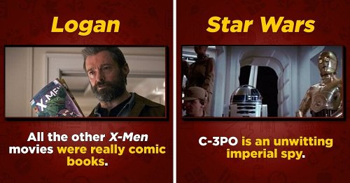 6 Fan Theories (That Improve Movies)