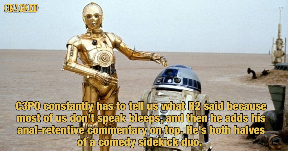 Tropes That Really Stick Out During Movies