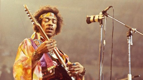 Jimi Hendrix's 'Purple Haze' Is About Aliens, Not Drugs