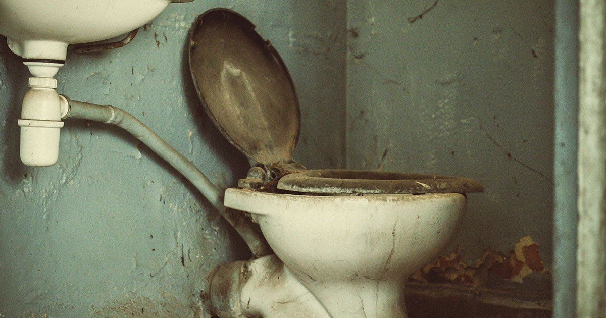 Terrifying Public Restrooms in the World