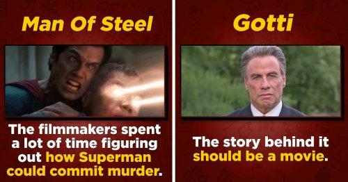 6 Behind The Scenes Reasons Movies Stunk