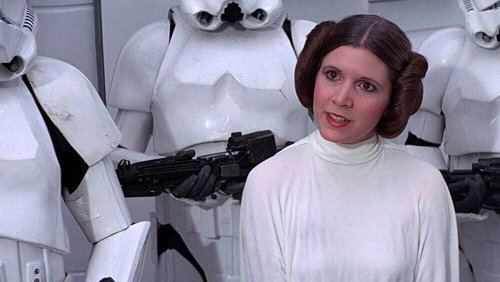 At A Glance: 14 Carrie Fisher Facts Because, Hey, Who Doesn't Like Her?